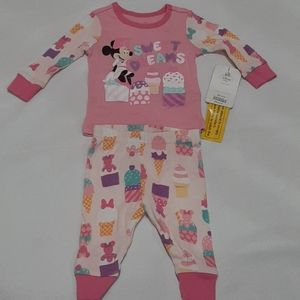 Minnie Mouse Sweet Dreams Pajamas